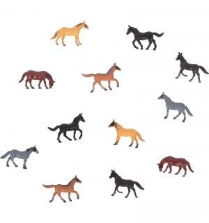 Игровой набор  Диалоги о животных Лошади 12 шт Играем Вместе