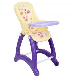 Стульчик для кукол  Желтое кресло Беби №2 Coloma Y Pastor