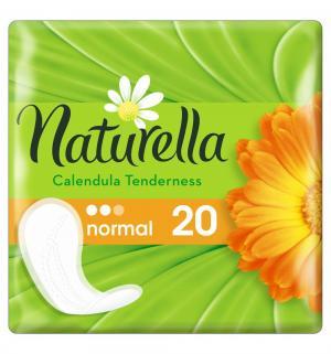 Прокладки  Calendula Tenderness Normal, 20 шт Naturella