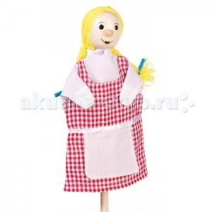 Кукла на руку Гретeль Аленушка Goki