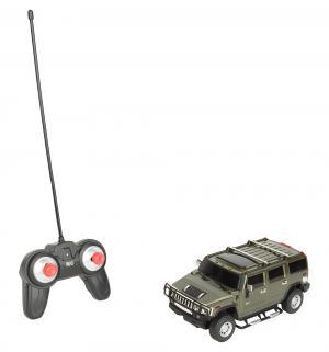 Машина на радиоуправлении  Hummer H2 Green 20 см 1 : 24 MZ