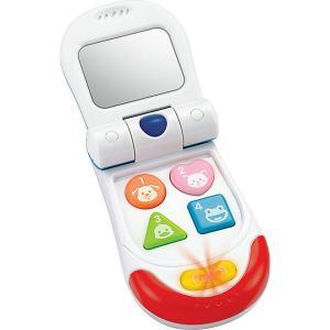 Музыкальная игрушка  Телефон-раскладушка WinFun