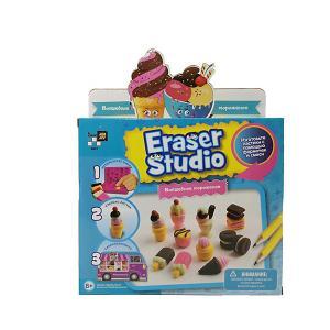 Набор для изготовления ластиков  Toys Волшебное мороженое Diamant