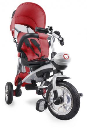 Детский трехколесный велосипед  Tim plus, цвет: red Lionelo