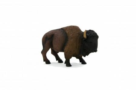 Фигурка Animal Planet Американский бизон L Mojo