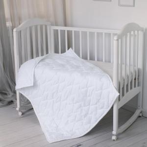 Одеяло  стеганое 105 х 140 300 гр. Baby Nice (ОТК)