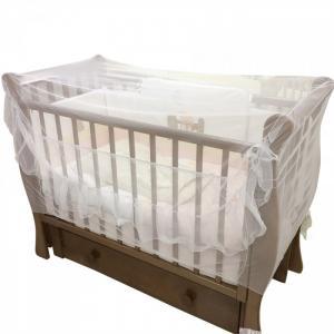 Москитная сетка  на кровать/манеж Сундучок BamBola