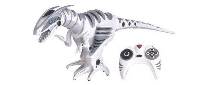 Интерактивная игрушка  Динозавр Wowwee