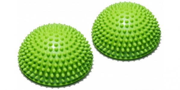 Полусфера массажно-балансировочная 2 шт. Original FitTools