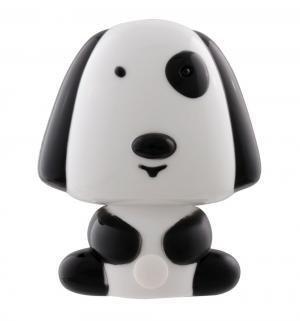 Светильник-ночник  NL 1LED Собака, декоративный, цвет: черный Старт