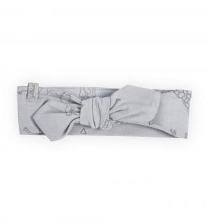 Повязка  Сафари, цвет: серый Jollein