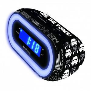 Часы  Будильник Звездные Войны Lexibook