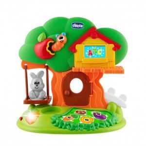 Говорящий домик Bunny House Chicco