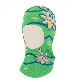 Шапка  Taiga, цвет: зеленый Lappi Kids