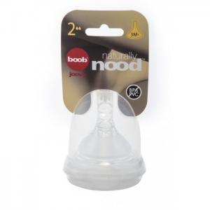 Соска  Naturally Nood Nipple 2 стадия 3 мес+ шт. Joovy