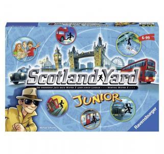 Настольная игра  Скотланд ярд Джуниор Ravensburger