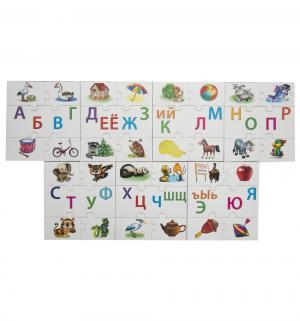 Настольная игра  Ассоциации 5 Элементов. Буквы Рыжий кот