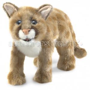 Мягкая игрушка  Детеныш пумы 53 см Folkmanis