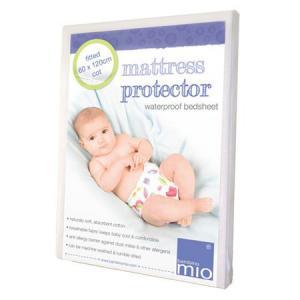 Защита матраса непромокаемая  60х120 Bambino Mio