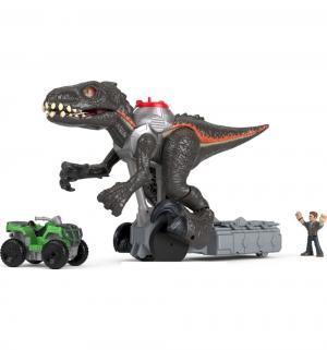 Игровой набор  Jurassic World Гигантский роботизированнй динозавр Imaginext