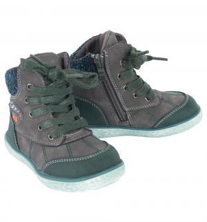 Ботинки , цвет: хаки Mio Sole