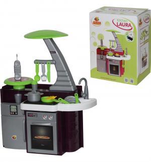 Игровой набор  Кухня Laura с варочной панелью Palau