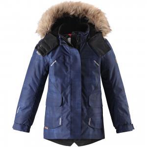 Утепленная куртка  Sisarus tec Reima. Цвет: синий