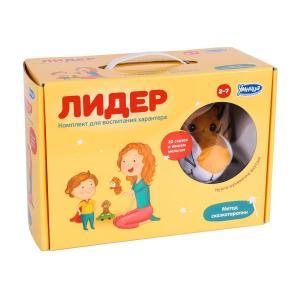 Комплект  «Сказкотерапия Лидер17 (игрушка+книжки)» 2+ Умница