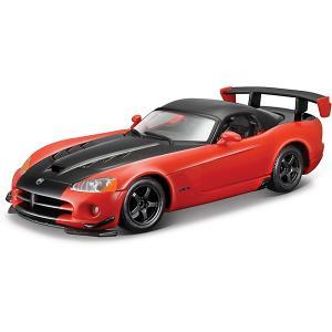 Машина  Dodge Viper SRT 10 ACR, 1:24 Bburago