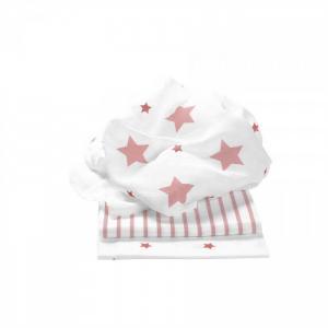 Салфетка в коробке Stars Stripes 80х80 см 3 шт. Odenwalder