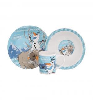 Набор посуды  Олаф и Свен Disney