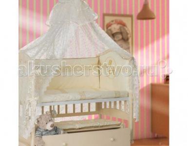 Комплект в кроватку  Олимп (7 предметов) Мой Ангелок