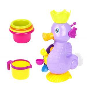 Игровой набор для ванны  Морской конек Наша Игрушка