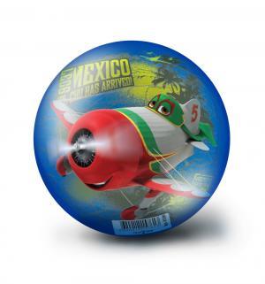 Мяч  Самолёты 15 см Fresh Trend