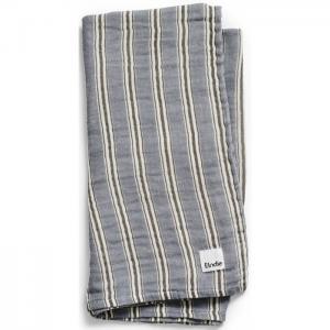 Плед Elodie муслиновый Sandy stripe 80х80 см Details