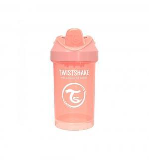 Поильник  Crawler cup, цвет: персиковый Twistshake