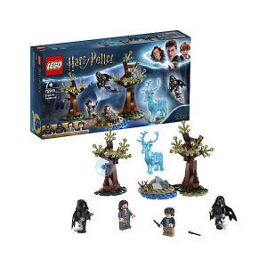 Конструктор  Harry Potter 75945: Экспекто Патронум! LEGO