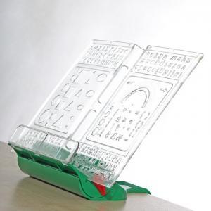 Трех-уровневая подставка-трафарет под книгу ПДК-1 Дэми