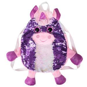 Рюкзак  Единорог Fancy. Цвет: фиолетовый