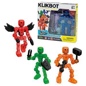 Фигурка  Stikbot Klikbot Zing
