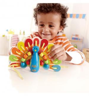 Развивающая игрушка  Павлин Hape