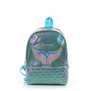 Рюкзак голографический Русалка Mermaid Mihi