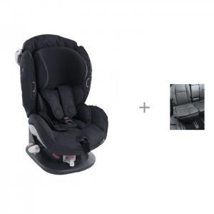 Автокресло  iZi Comfort X3 и Чехол под детское кресло АвтоБра BeSafe