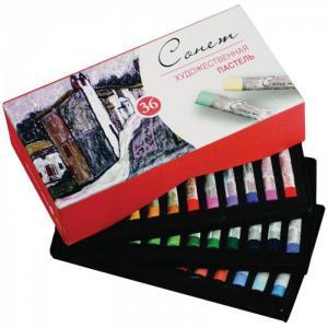 Пастель художественная 36 цветов Сонет