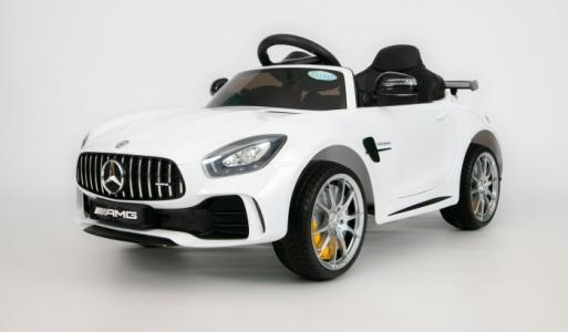 Электромобиль  Mercedes-Benz AMG GT R одноместный Barty