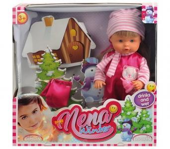Кукла Nena зимний набор 36 см Dimian