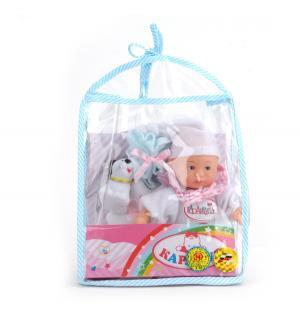 Интерактивная кукла  Пупс 20 см Карапуз