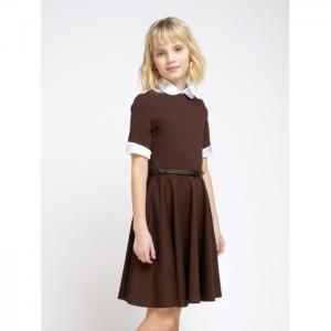 Платье для девочки Школа D129.02 Смена