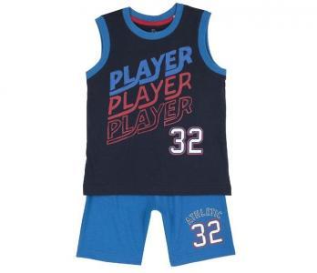 Комплект для мальчиков майка и шорты Спорт 09076319 Chicco