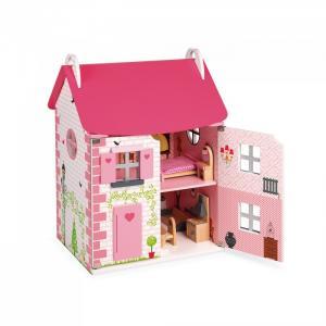 Домик кукольный с мебелью Мадемуазель Janod